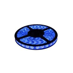 12v 5m led lichtleiste strip lichtschlauch led strip streifen band blau ebay. Black Bedroom Furniture Sets. Home Design Ideas