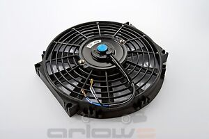 12V-Motorluefter-285mm-VW-Golf-1-2-3-4-GTi-16v-G60-PG-KR-Turbo-1-8T-VR6-Polo-G40