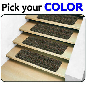 13 Indoor Outdoor Stair Treads Non Slip Staircase Step