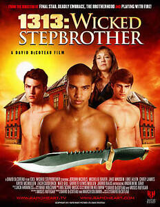 1313: Wicked Stepbrother (DVD, 2012)