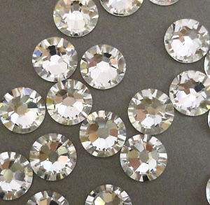 1440 Swarovski 2058 16ss wholesale flatback rhinestones ss16 clear CRYSTAL (001) in Jewelry & Watches, Loose Beads, Crystal | eBay