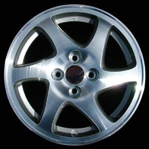 2001 Acura Integra on 15  Alloy Wheel Rim For 1998 1999 2000 2001 Acura Integra Gsr   Ebay