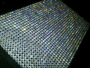 1500-BULK-Sheet-of-5mm-Self-Adhesive-AB-DIAMANTE-Stick-On-Rhinestone-GEMS-CRAFT