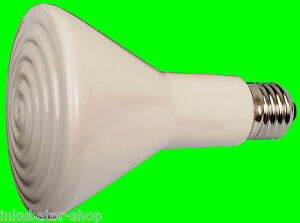 150W-Waermebirne-Keramiklampe-Dunkelstrahler-Waermelampe-wie-Elsteinstrahler-Bruete