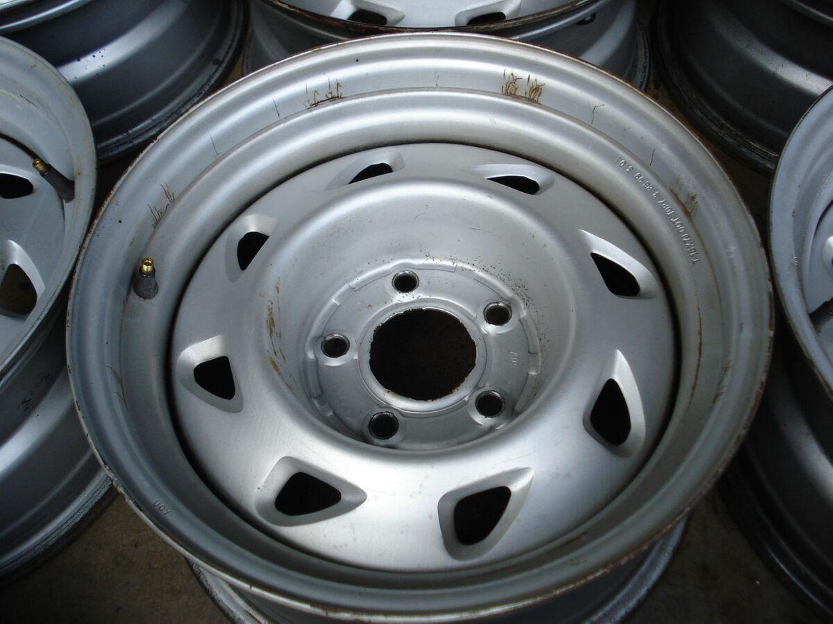 2WD WHEEL RIM CHEVY S10 TRUCK BLAZER GMC SONOMA JIMMY 5X4 75 5X4 3 4