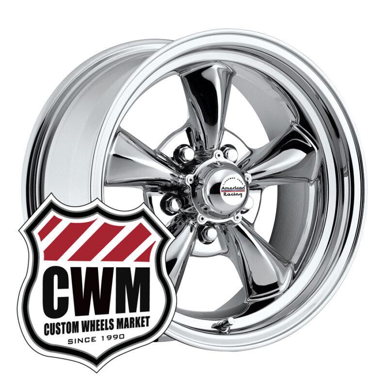 15x7 Chrome Wheels Rims 5x4 75 Lug Pattern for Pontiac Grand Prix