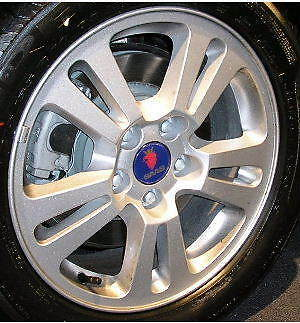 "16"" Alloy Wheel Rim 2005 2006 2007 2008 2009 Saab 9 3"