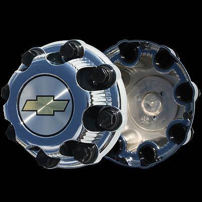 """16"""" Chevy Silverado 2500 Chrome Center Cap for 8 Lug Wheel"""