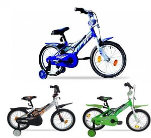 16 zoll kinderrad kinderfahrrad kinder fahrrad motorrad. Black Bedroom Furniture Sets. Home Design Ideas