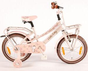 Hello kitty fahrrad qualitaets kinderfahrrad kinder 4 6 jahre romantic