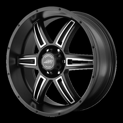 16 inch Black Wheels Rims Chevy GMC Truck Astro 5 Lug 5x5 5x127 Jeep
