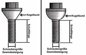 16-x-Radschrauben-Radbolzen-M12x1-25x45mm-Kegel-SW17-SP457