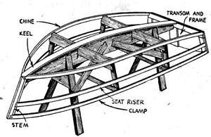 Boat plans plywood 10 Details | Bodole