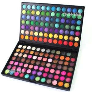 Brush  on Makeup Eyeshadow Palette Set Eye Shadow Make Up Tool Brush Kit   Ebay