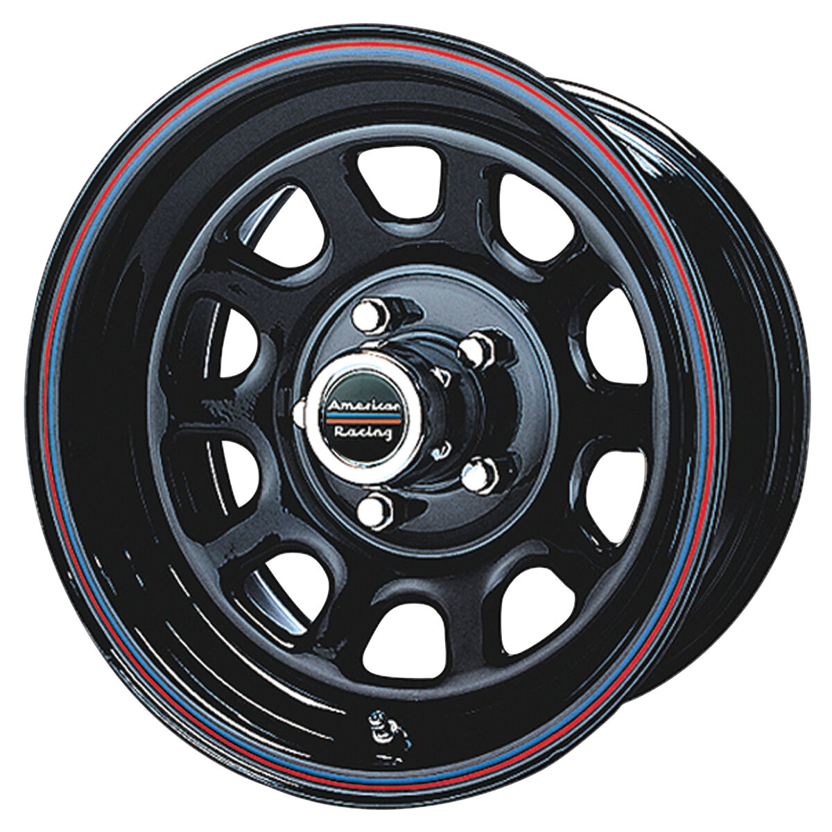 16x7 American Racing 767 Black Wheel/Rim(s) 6x139.7 6 139.7 6x5.5 16 7