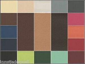 17-Farben-Polster-Kunstleder-Sitzbezug-Moebel-Textil-Meterware-Textilleder-Stoff