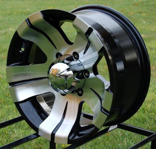 17 ion 138 Wheels Rims Black Expedition F150 Navigator