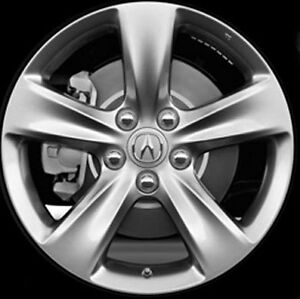 2011 Acura on Alloy Wheels Rims For 2009 2010 2011 2012 Acura Tl Set Of 4   Ebay
