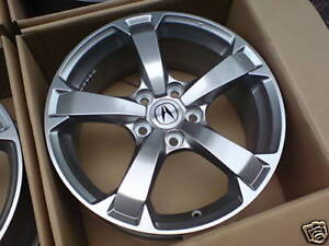 2010 Acura on Details About 18  Acura Tl 2009 2010 2011 Sh Awd Factory Wheel Rim Oem