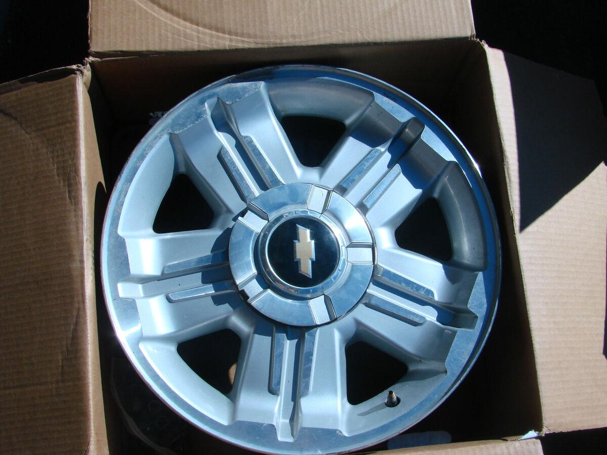 18 Chevy Silverado Tahoe Avalanche Z71 Wheels Rims