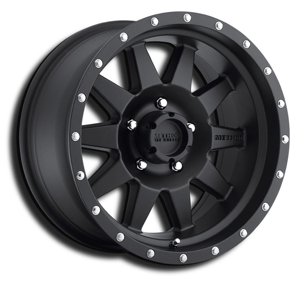 Wheels Wheel Set 18x7 0 Matte Black Mercedes Sprinter 50 Rims