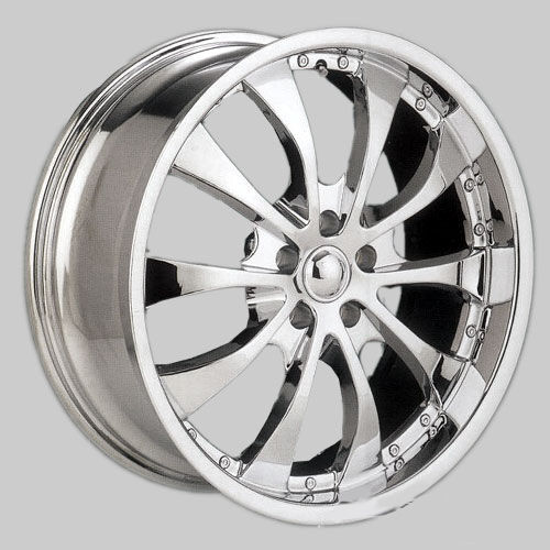 "18"" NZO Halo II Chrome Wheels Rims Mercedes Benz Ml"