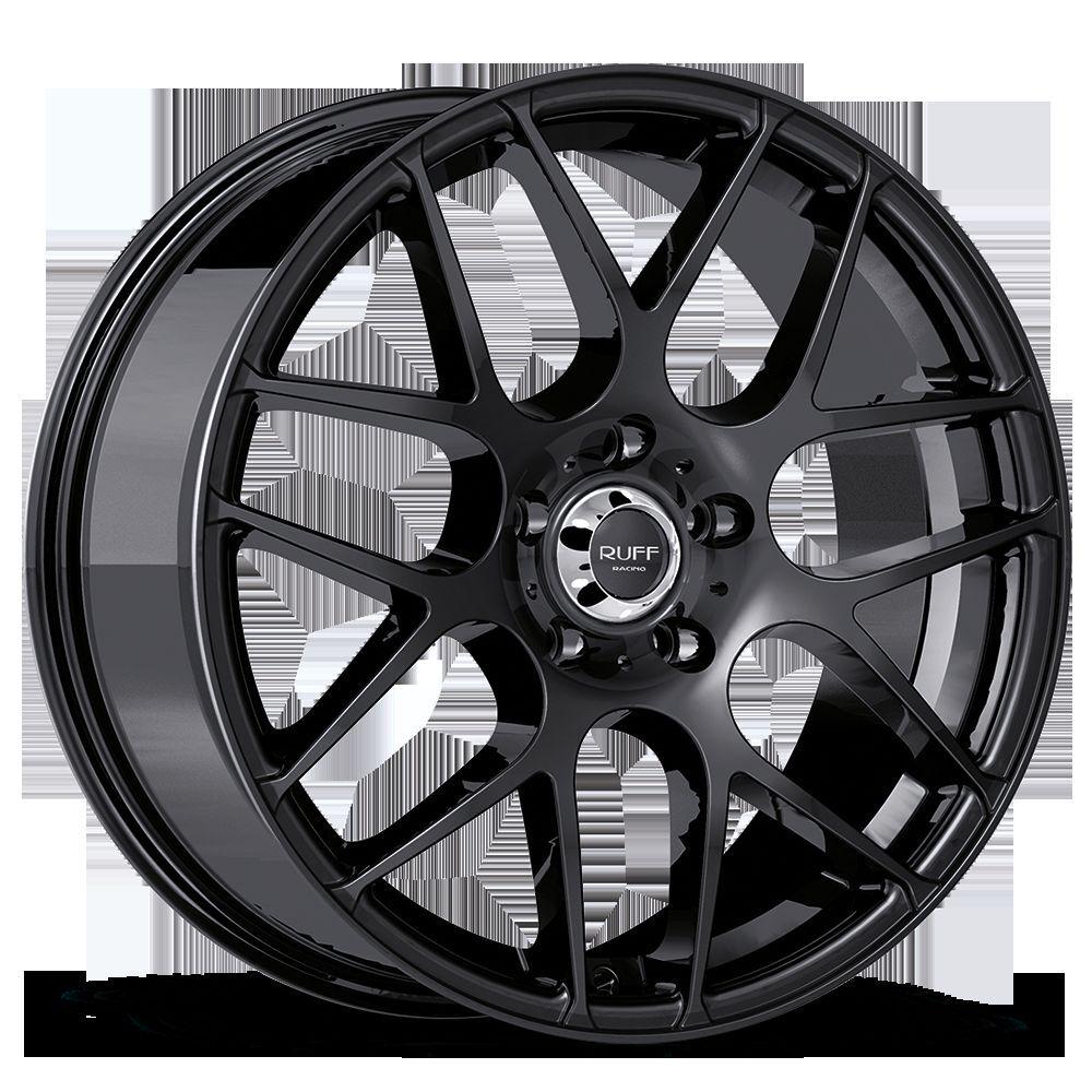 18 Ruff Racing R356 Rims Wheels 5x112 Mercedes Benz Audi