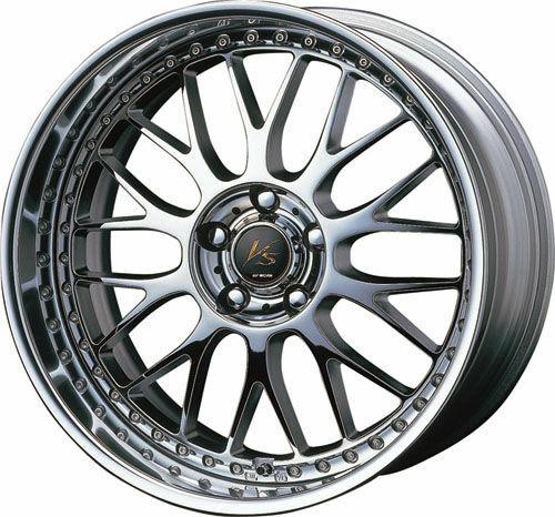 18 Work vs XX Chrome Rims Wheels 5 Series x3 x5 M5