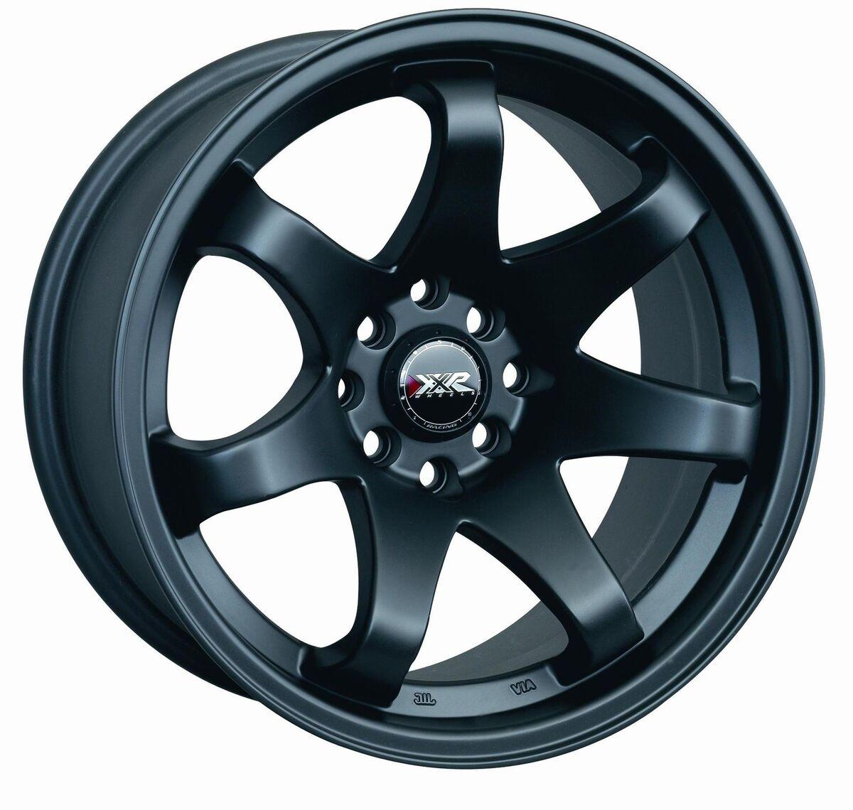 18 XXR 522 Rims Wheels Tires Subaru Impreza WRX Legacy 225 40 18 Falken 912