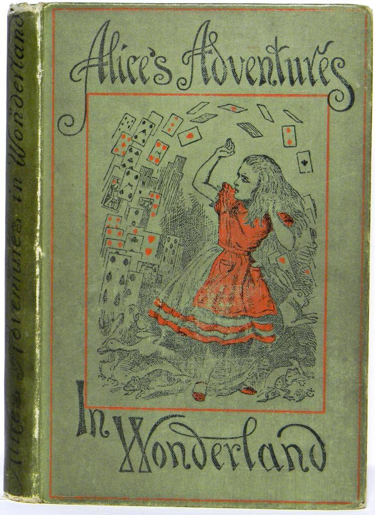 lewis carrolls alices adventures in wonderland essay While both svankmajer's and disney's adaptations of lewis carroll's alice's adventures in wonderland are generally close to the text, they couldn.