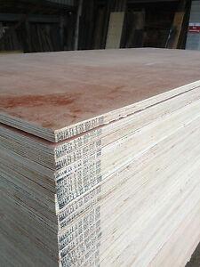 18mm Far Eastern Exterior Grade Plywood Sheet 8 39 X 4 39 2440mm X 1220mm