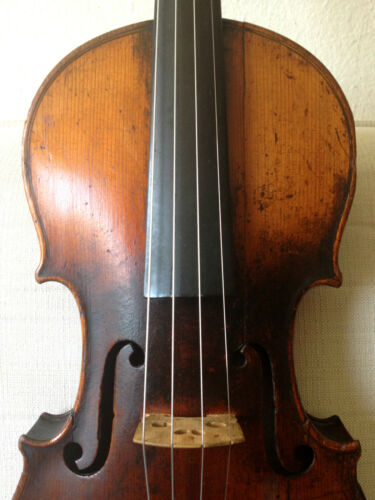18th Century Old Antique 4/4 Stainer Model Violin w/ Vintage Coffin Case in Musical Instruments & Gear, String, Violin | eBay