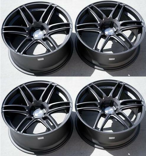 19 Avant 368 Wheels for Lexus Is 250 350 Genesis GS 300 400 450