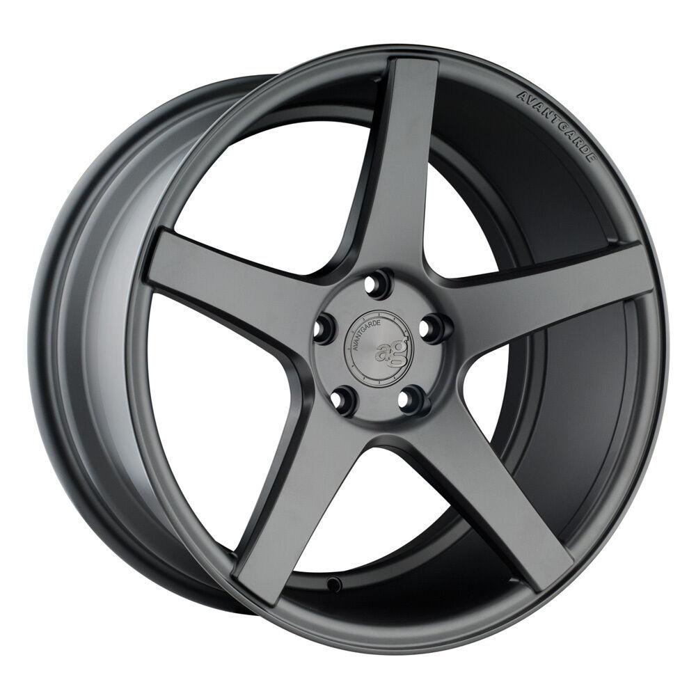 19 Avant Garde M550 Dolphin Gray Wheels Rims Fit Lexus IS250 is350 Is