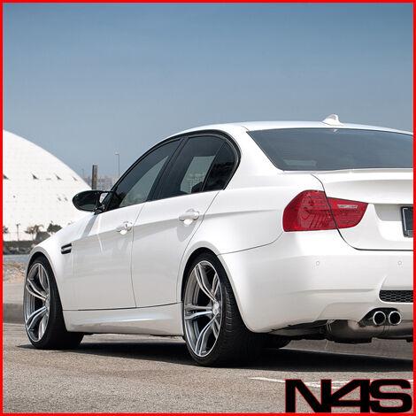 BMW E90 328 335 SEDAN AVANT GARDE M355 CONCAVE STAGGERED WHEELS RIMS
