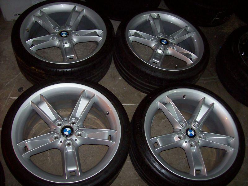 19 bmw wheels tires 325i 328i 330i e46 z3 z4 factory e36 323i 318i m3. Black Bedroom Furniture Sets. Home Design Ideas