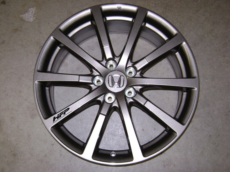 19 Honda HFP Style Civic SI Accord Acura Alloy Wheels Rims for 2003 2012