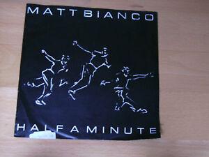 19) Matt Bianco Half a minute - <span itemprop='availableAtOrFrom'>daheim, Deutschland</span> - 19) Matt Bianco Half a minute - daheim, Deutschland