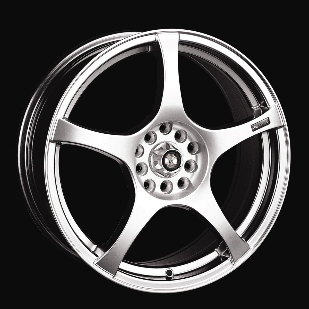 19 Raze R40 Wheels Rims Honda Accord Civic CRX Integra 4x100 4x114 3