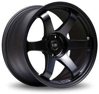 19 Rota Grid Black Rims Wheels Nissan 350Z Infiniti G35 Coupe Ford