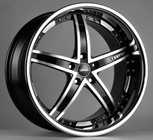 19 Vertini Fairlady Wheels Rims Lexus IS250 GS300 RX8 RX7 G35 Mustang