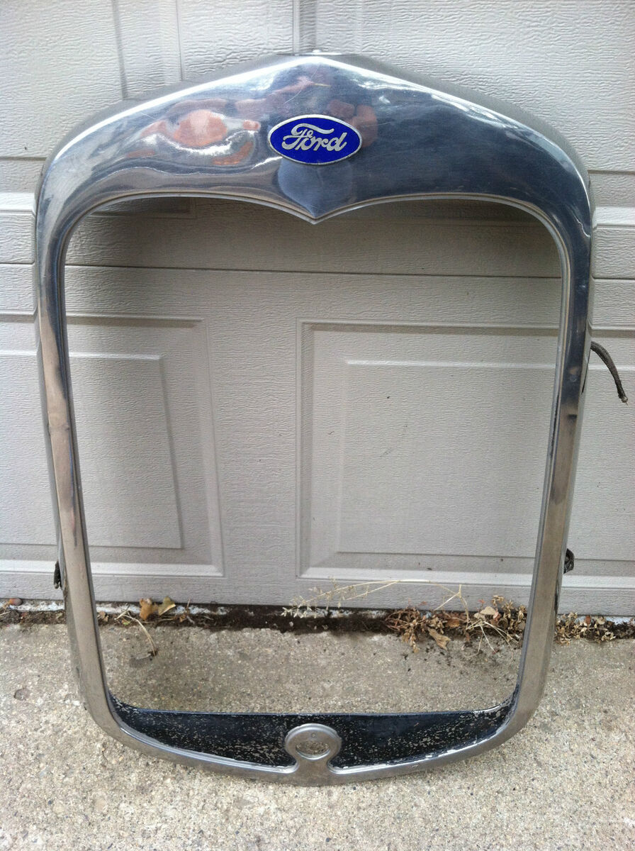 1930 1931 Original Model A Ford Grille Shell Hot Rod Rat Rod