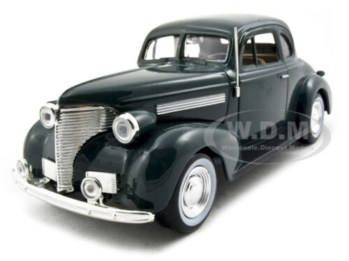 1939 CHEVROLET COUPE GREEN 1:24 DIECAST MODEL CAR BY MOTORMAX 73247 in Toys & Hobbies, Diecast & Toy Vehicles, Cars, Trucks & Vans | eBay