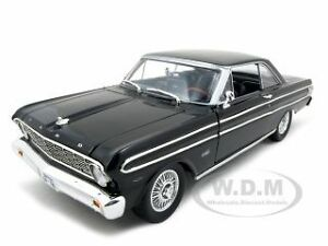 1964 FORD FALCON BLACK 1:18 DIECAST MODEL CAR in Toys & Hobbies, Diecast & Toy Vehicles, Cars, Trucks & Vans | eBay
