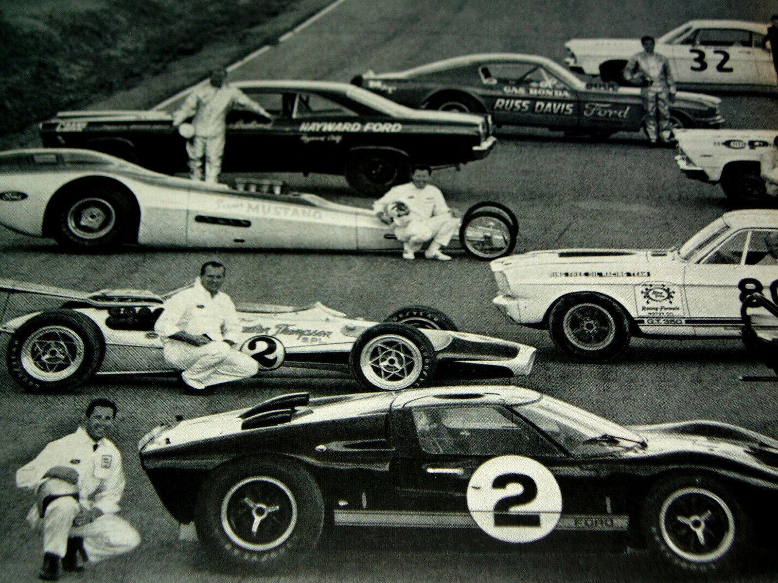 1966 1967 ford shelby cobra 427 289 mustang gt gt500 gt40 350 fairlane race car ebay. Black Bedroom Furniture Sets. Home Design Ideas