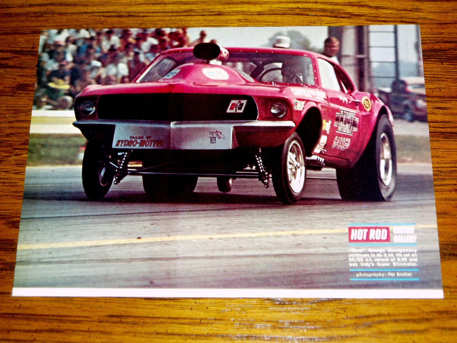 1967 ford mustang nhra - photo #7