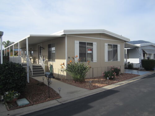 1972 Two Bedroom Two Bath Mobile Home Ojai California in Real Estate, Manufactured Homes | eBay