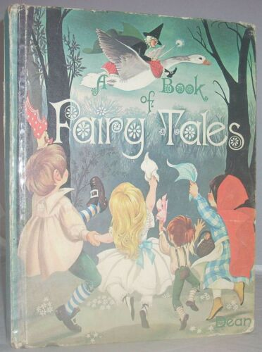 1977 DEAN'S Book of Fairy Tales Janet and Anne Graham Johnstone in Books, Antiquarian & Collectible   eBay