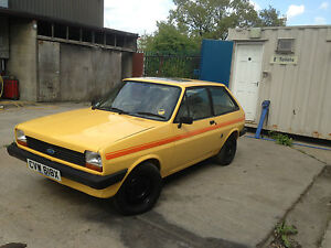 1982-FORD-FIESTA-1100S-MK1-SUPERSPORT-SPORT-S-ORIGINAL-CAR-3-OWNERS