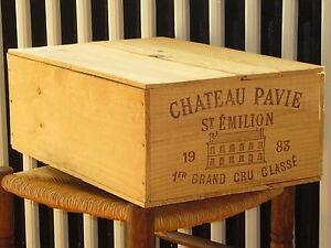 1983 CHATEAU PAVIE, 12 x 0,75l in OHK !!! 89 PARKER !!! - Deutschland - 1983 CHATEAU PAVIE, 12 x 0,75l in OHK !!! 89 PARKER !!! - Deutschland